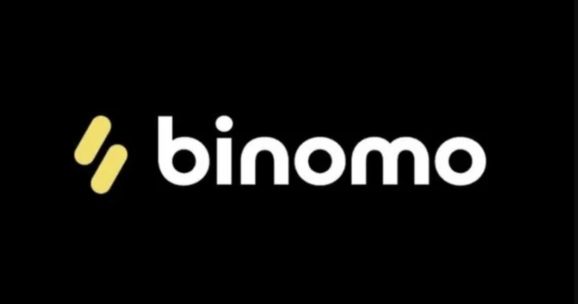 Binomo Brasil Logo