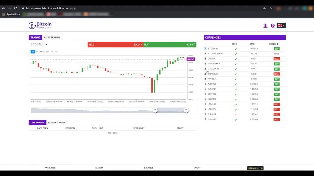 strategia tradingview btc