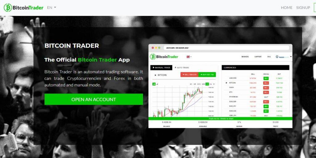 auto crypto trader)