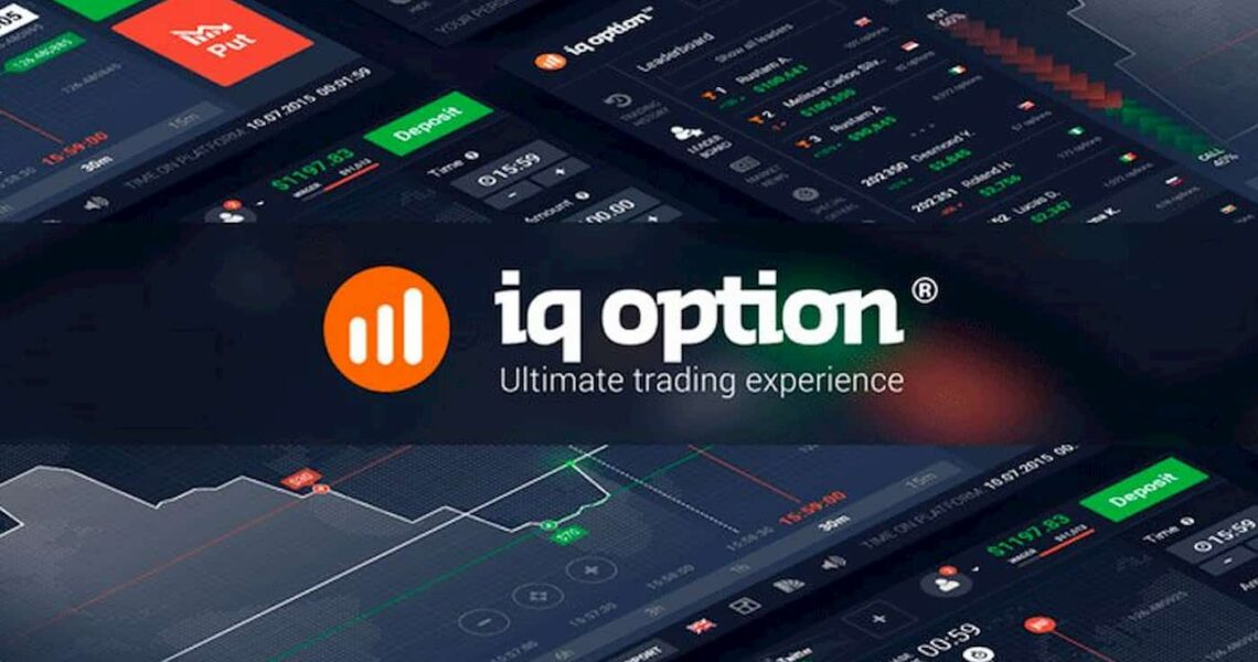 IQ Option Brasil Revisario